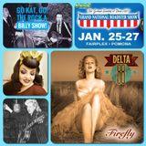Go Kat, GO! The Rock-A-Billy Show! 1.23.19