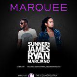 Sunnery James & Ryan Marciano - Live @ Marquee (Las Vegas) - 19.07.2013