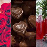 Roses, Chocolates and Grape Juice