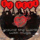 DJ TEVA in session sonido dance principios de los 2000
