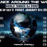 Trance Around The World Danny Legatto - Geust Mix 06.01.2017