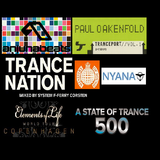 Tiesto Elements of Life - Armin ASOT - Popov - System F Trance Nation - Above & Beyond