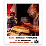 Nickodemus with Nappy G (on percussion) DJ Set Recordings @ Radio Meuh Circus Festival 2019