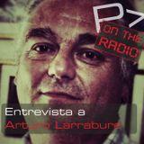P> ON THE RADIO -23- 22-02-18 - Larrabure Lesa Humanidad
