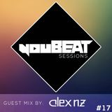 YOUBEAT Sessions EP#17 - Guest Mix by ALEX NZ