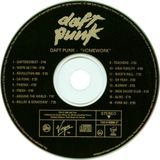 Daft Punk - Homework Album • Full Streaming