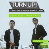 EDMCR - Turn Up! 023 (Special Guest: Aaron & Myer) - 9-Jun-2017