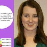 #NUIGSU17 Rebecca Tierney - Candidate for Welfare