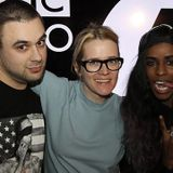 Thrash Hits on the BBC Radio 1 Review Show (Hugh Platt & Angel Haze) - 28 January 2014