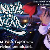 DJ Wolt.Top9Crew - Battle Of The Year Cis\Baltic 2017 Soundtrack
