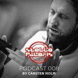 Stella Polaris Mixtape 008 - Carsten Holm