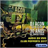 DJ Acon_The_Veteran_Audio_en_Vivo_Peppers_2017