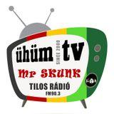 Uhum Tv 20170131 Hip Hop Mix by Mr Skunk
