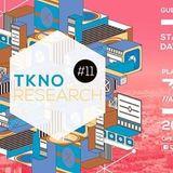 dbe @ TKNO RESEARCH #11 / MS CONNEXION / 20.05.2016 /