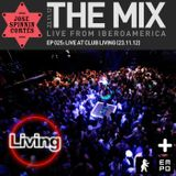 THE MIX EP025: Live At Club Living