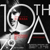DJ MASA - Human Elements 10th Anniversary Mix