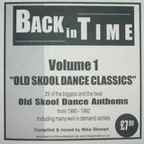 Mike Stewart - Back In Time Vol.1 (1993) Dance Classics 1990-1992
