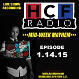 LIVE RECORDING OF MID-WEEK MAYHEM W/ DJ SILENT KILLA ON WWW.HCFRADIO.COM