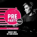 #081 NRJ PRE-PARTY by Sanya Dymov [2017-12-15]