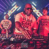 "The Carl Cox ""Pure"" Interview"