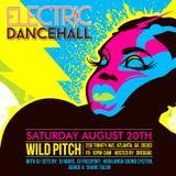 DJ Passport at Electric Dancehall 8-20-16