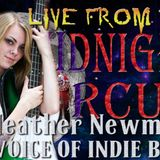 LIVE from the Midnight Circus Featuring Heather Newman Band