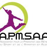 Frühstück ! Les métiers du sport avec Julien Agnellet de l'APMSAA