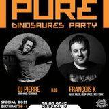 DJ Pierre B2B François K @ PURE Dinosaures, Rex Club - Part 1_201225213_