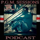 P.G.M. SESSIONS 050 with NELLY JAY