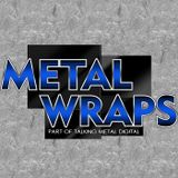 Metal Wraps 34 Metallica & Bon Jovi