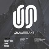 COCIS @ live SHAKE & BAKE Deep UNDERGROUND MIX  (2015-05-20)