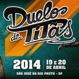 DUELO DE TITÃS 2014 - HOUSE - DJ BASIM