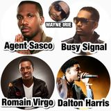 AGENT SASCO BUSY SIGNAL ROMAIN VIRGO DALTON HARRIS WAYNE IRIE COOL TO BE CONSCIOUS MUSIC MIX