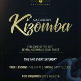 Best Of Kizomba Saturday's @ Slim's Restaurant