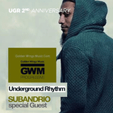Subandrio - Underground Rhythm 2nd Anniversary on GWM by Nishan Lee