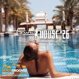 townHOUSE 26~Deep,Vocal Tropical House mix~BeachGrooves.com 20-Jun-2016 Ibiza Tropical Summer Mix