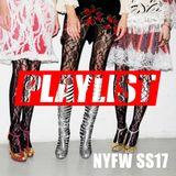 Antidote NYFW SS17 Soundtrack