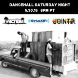 Faction Sound on Sirius XM's The Joint - Dancehall Saturday Night - May 30, 2015