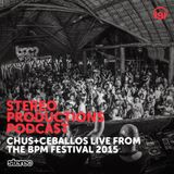 WEEK04_15 Chus & Ceballos Live From The BPM Festival 2015, Playa del Carmen