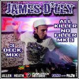All Killer No Filler M3 - James D'ley - Funk and Filth Christmas Exclusive 2012