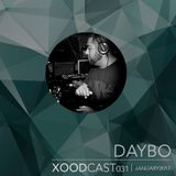 XOODcast 031- Daybo - January2017