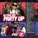DJ COOL KEV - PARTY UP VOL # 62