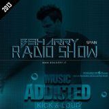 Bsharry Radio Show - Music Addicted (episode 06)