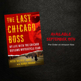 KERRIE DROBAN and her latest motorcycle gang expose -- The Last Chicago Boss