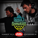 Studio Brussel Playground - SOUL SHAKERS #1