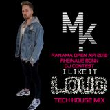 PANAMA OPEN AIR 2018 DJ CONTEST MIX - TECH HOUSE (by Marv!n K!m)