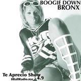 TE Aprecio Show: BRONX; 4.9