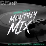 DJ One F October Monthly Mix 2018