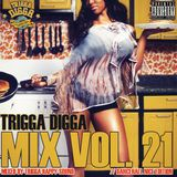 TRIGGA DIGGA MIX VOL. 21 - DANCEHALL NICE EDITION