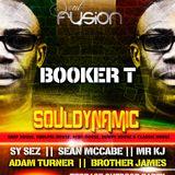 Soul Fusion - Summer Terrace Pre Party Guest Mix - Booker T <3